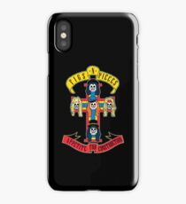 Appetite for Construction iPhone Case