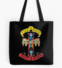 Appetite for Construction Tote Bag