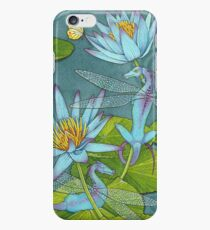 Dragonflies and Lotus iPhone 6s Case