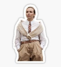 Villanelle Killing Eve Sticker  Sticker