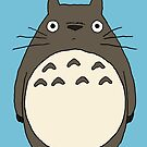 Totoro by Emus