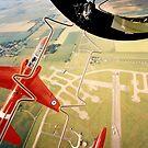 Red Arrows Gypo Roll by David Chadderton