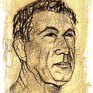 Pencil Sketch # 4 by Bill Marsh