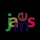 Custom Name Tag - James - Boy Name by ys-stephen