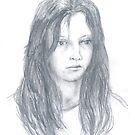 Sad girl by jovica