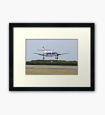 Handley Page HP-137 Jetstream T2 ZA111 Framed Print