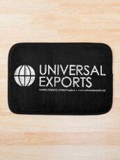 Universal Exports - James Bond Bath Mat