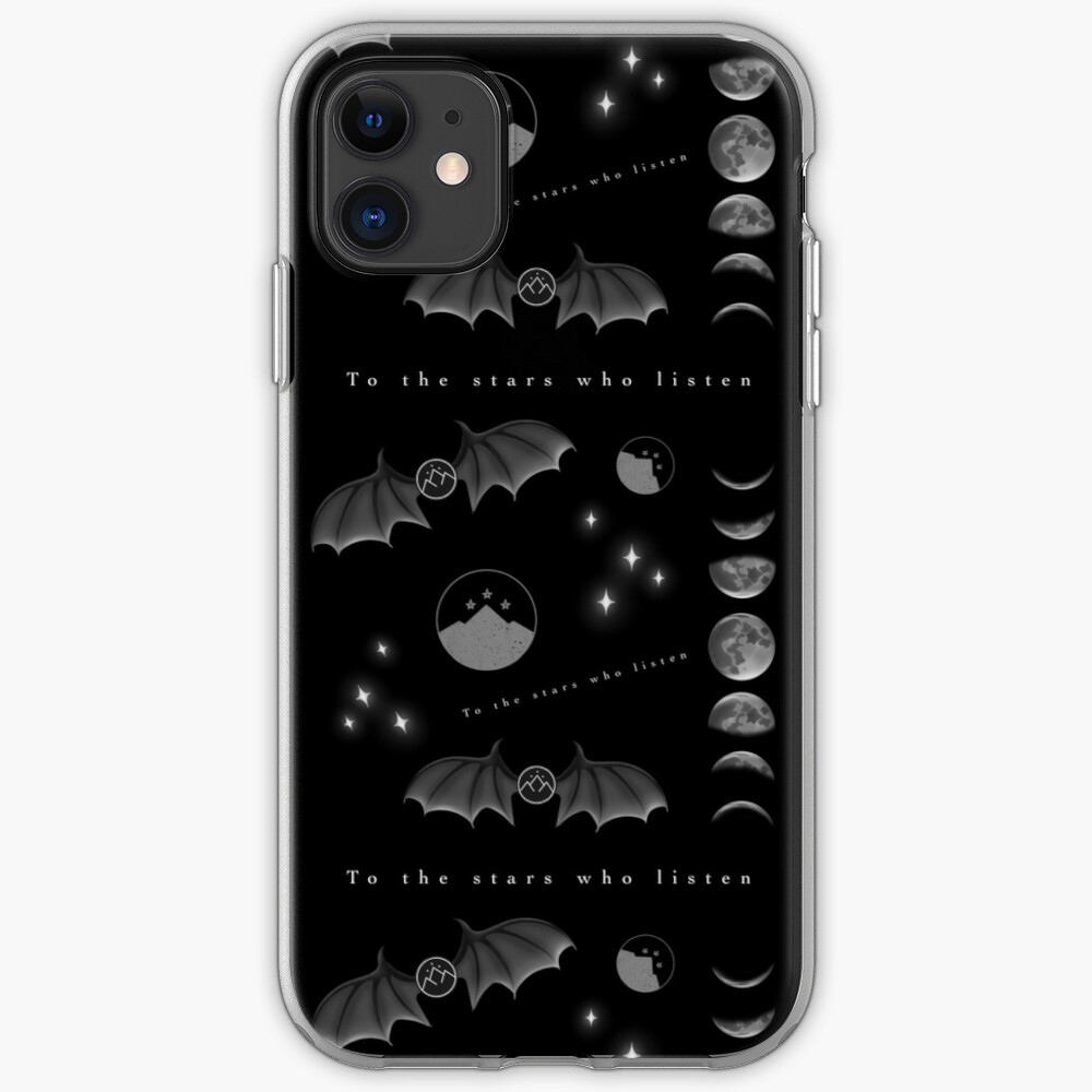 A Court of Thorns and Roses - Night Court iPhone Case & Cover