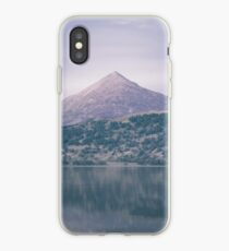 The Attraction Of Mountains by Cat Burton iPhone Case