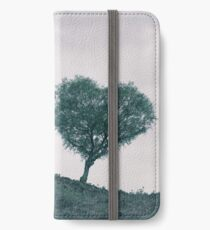 The Heart Of Scotland by Cat Burton iPhone Wallet/Case/Skin