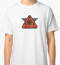 Camiseta clásica Logotipo de Rocinante