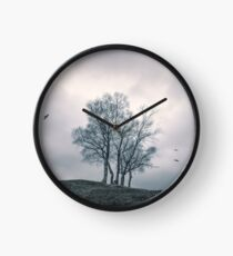 A Dance With Nature by Cat Burton Clock