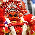 the theyyam dancer by handheld-films