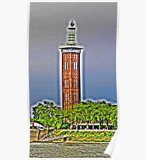 Messeturm - Cologne Poster
