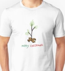 poor lil tree... Unisex T-Shirt