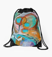 Belief Drawstring Bag