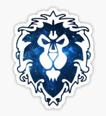 Galaxy - Alliance2 Sticker