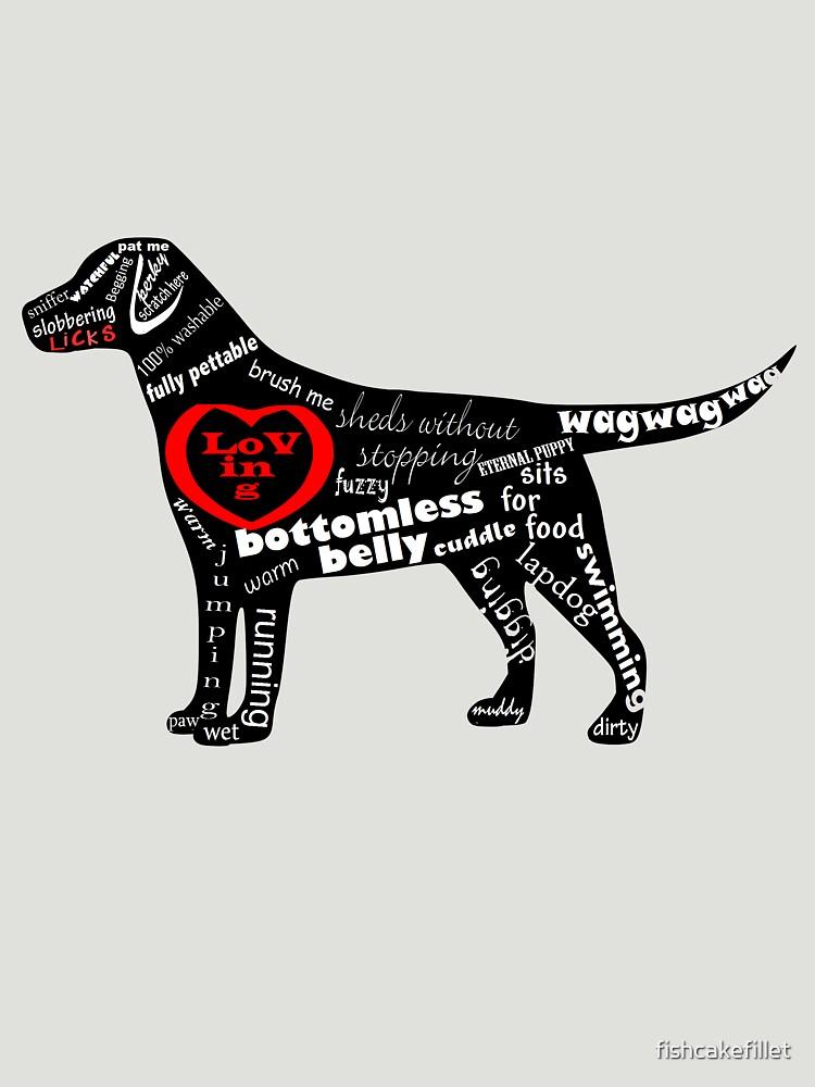 The Anatomy of a Labrador Retriever\
