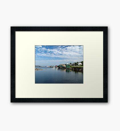 West Dover (1) Framed Print