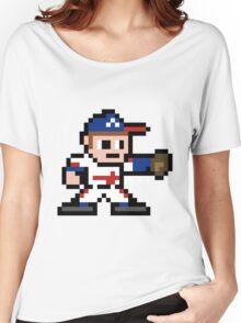 ATL Pixel Guy Women's Relaxed Fit T-Shirt