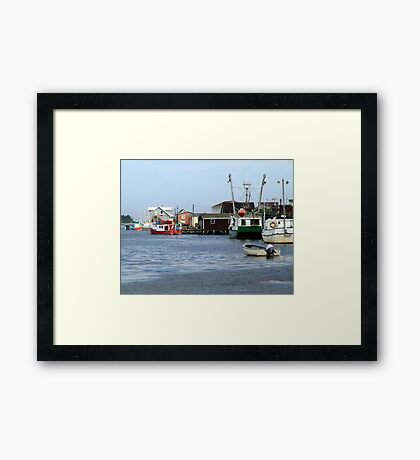 West Dover (3) Framed Print
