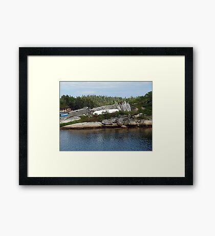 West Dover (4) Framed Print