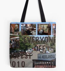 Eurofest 2010 - A Dutch-Australian Perspective.  Tote Bag