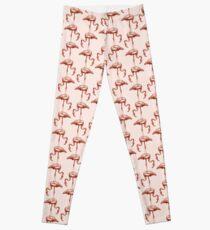 Monochrome - pink flamingo nr2 Leggings