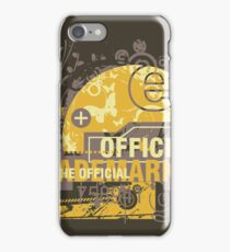Nature Graphic Art iPhone Case/Skin