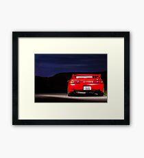 CarAndPhoto - MR2 Framed Print