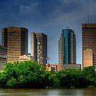 Winnipeg Skyline by Larry Trupp