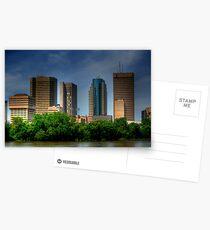Winnipeg Skyline Postcards