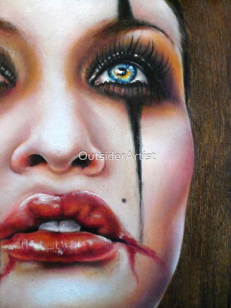 Janina by Sylvia Lizarraga