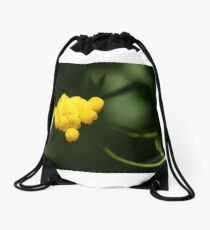 Bird's Foot Trefoil (Lotus Corniculatus)... Drawstring Bag
