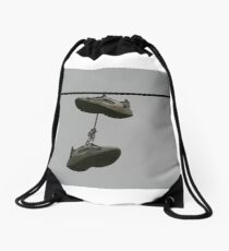 "Yippee...""School's Out"" Drawstring Bag"