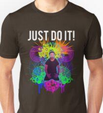 Shia Labeouf Epic JUST DO IT Unisex T-Shirt