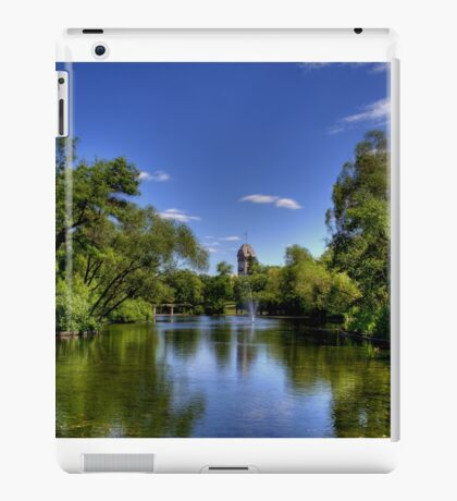 The Duck Pond iPad Case/Skin