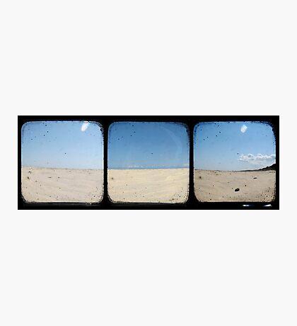Sand Dunes - TTV Triptych Photographic Print