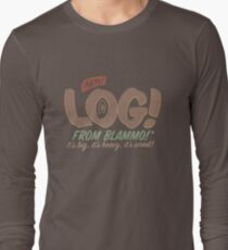 All New LOG!! Long Sleeve T-Shirt