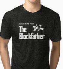The Blockfather Tri-blend T-Shirt