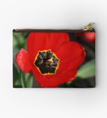 Floral Intricacy Studio Pouch