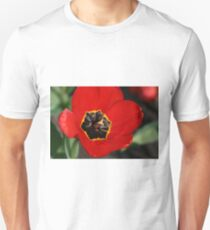 Floral Intricacy Unisex T-Shirt