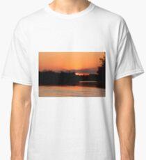 Twilight on the Assiniboine Classic T-Shirt