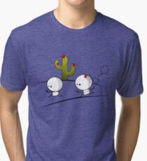 Texas Boy hunter Tri-blend T-Shirt