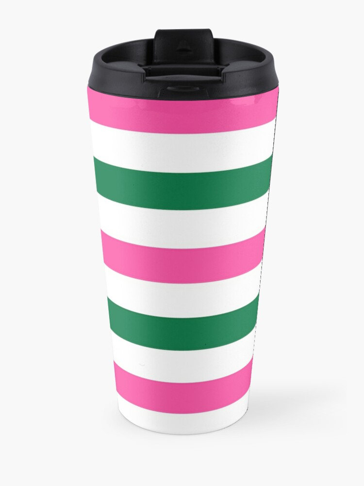 Alternate view of Deckchair Stripes Travel Mug