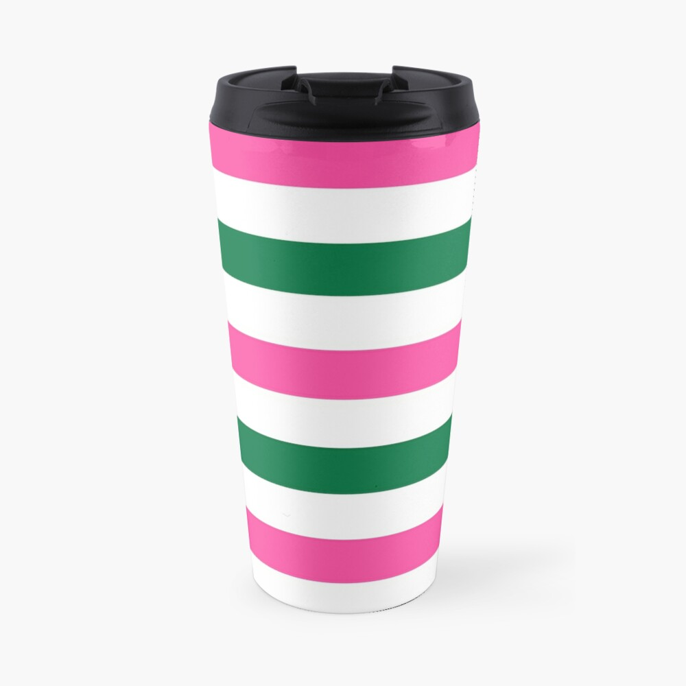 Deckchair Stripes Travel Mug