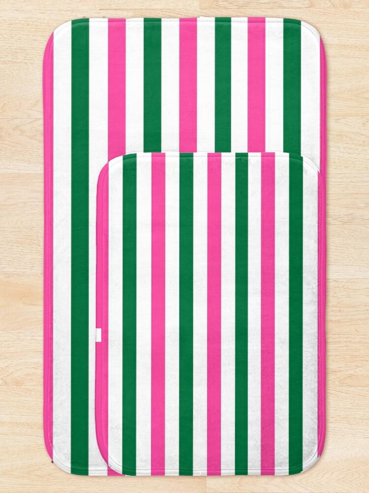 Alternate view of Deckchair Stripes Bath Mat