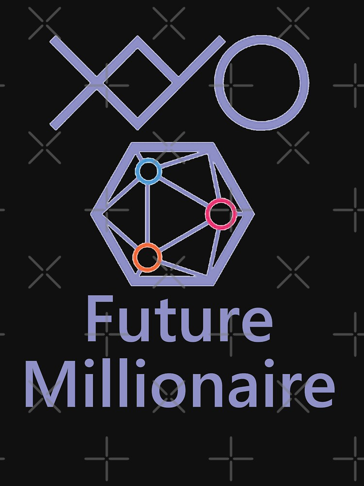 XYO Future Millionaire Design by MbrancoDesigns by Mbranco