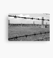 Auschwitz-Birkenau - Poland Canvas Print