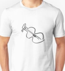 Guitar Slim Fit T-Shirt